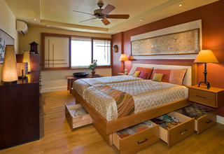 Asian Bedroom Design Photos