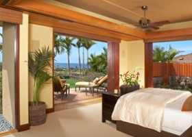 Tropical Bedroom Design Photos from Houzz.com